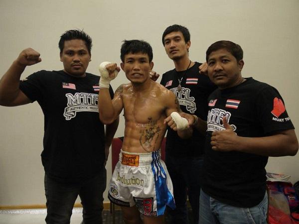 Muay Thai Kuala Lumpur Malaysia