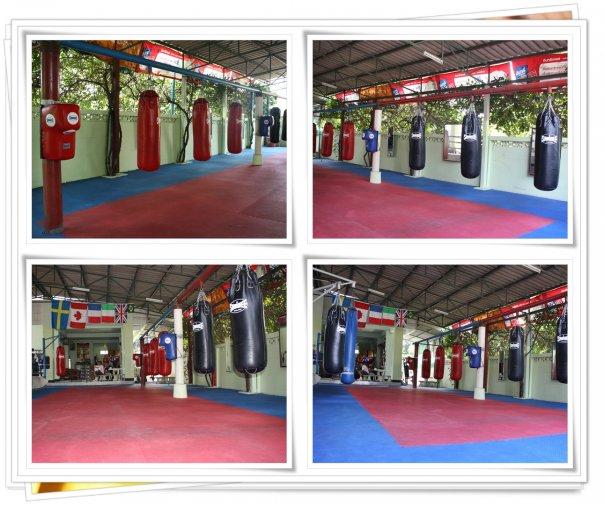 Keatkhamtorn Muaythai gym Bangkok Thailand
